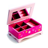 Jewellery Box - Mirror Cabinet - Game Set
