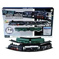 Toy Train With 4 Wagons - Train