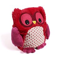 Warm Owl Red - Plush Toy