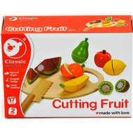Fruit slicing with a cutting board - Game set