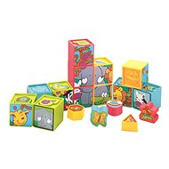 Educational Cubes in a Box Toy - Building Kit