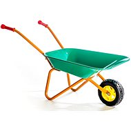 Yupee steel cast iron green - Children's wheelbarrow