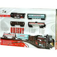Orient Train with 3 wagons - Play Set