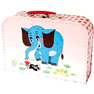 Children's Suitcase - Little Mole and Elephant - Children's lunch box