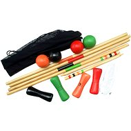 Crocquet 4-player Set - Outdoor Game