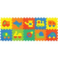 Play Mat Foam puzzle - Transportation - Play Mat