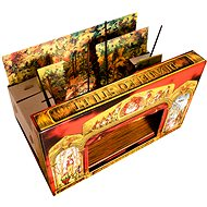 Cardboard Theatre Stilet - Game Set