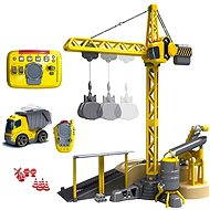 I/R Crane and I/R Builder Truck - RC Model