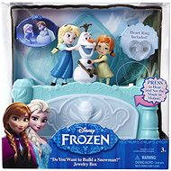 Ice Kingdom - Anna / Elsa Musical Jewelry Box - Game set