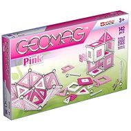 Geomag Kids Panels Girls (142 Pieces) - Magnetic Building Set