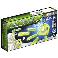 Geomag - Panel Glow 22pcs - Magnetic Building Set