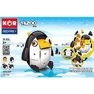 Geomag - Kor Tazzo Jelo 70 pieces - Magnetic Building Set