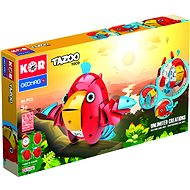 Geomag - Kor Tazzo Toco 86 pieces - Magnetic Building Set