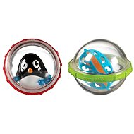 Munchkin – Aquatic animals in a ball - Water Toy