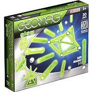 Geomag - Colour Glow 30pcs - Magnetic Building Set
