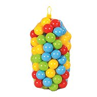 Bag of balls 100 pcs (6cm) - Game set