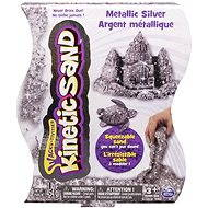 Kinetic Sand - 454g Metallic Silver - Creative Kit