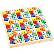 Colourful Wooden Sudoku - Game