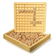 Wooden Games - Scrabble - Board Game