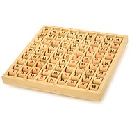 Wooden School Aid - Multiplication Roller - Creative Kit