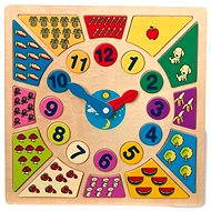Educational Puzzle - Telling Time - Game Set