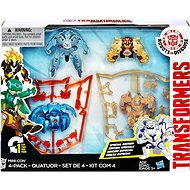 Transformers Rid - Package of 4 Minicon - Game set
