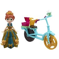 Frozen - Little Anna doll with accessories - Doll