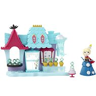 Frozen Mini Doll - Elsa and Ice Shop Play Set - Game set