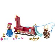 Frozen mini doll - Anna and Reindeer Play Set - Game set