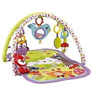 Fisher-Price- 3-in-1 Musical Activity Gym Forest Friends - Play Pad