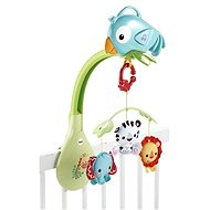 Fisher-Price - 3-in-1 Carousel Rainforest - Cot Toy