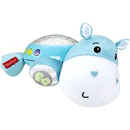 Fisher-Price - Plush hippo wall projector - Cot Toy