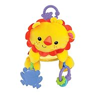 Fisher-Price - Lion for Pushchair - Pushchair Toy