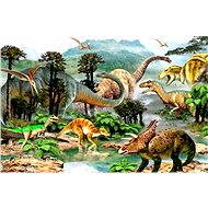 Dino The Life of Dinosaurs - Puzzle