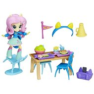 My Little Pony Equestria Girls Fluttershy School Cafeteria Set - Game set