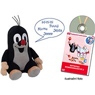 Mole and his friends - Talking Mole and DVD - Plush Toy