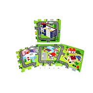 Foam Jigsaw Puzzle - City - Puzzle