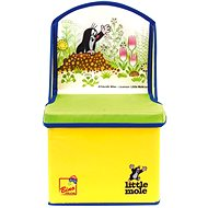 Bino Little Mole - Chair/Box for toys