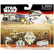 Star Wars - Deluxe Vehicle Pack Rebellion Rising - Game set