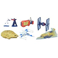 Star Wars - Deluxe Vehicle Pack Battle for Jakku - Game set