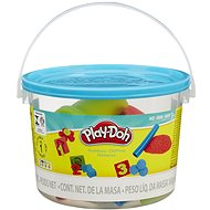 Play-Doh - Mini Bucket with numbers and moulds - Creative Kit