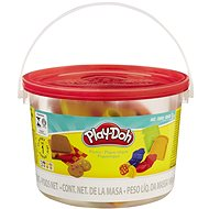 Play-Doh - Mini picnic bucket with cups and molds - Creative Kit
