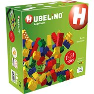 Hubelino Ball Run - 102 block set - Ball track