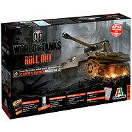 Italeri World of Tanks 36506 - Pz. Kpfw.V Panther - Plastic Model