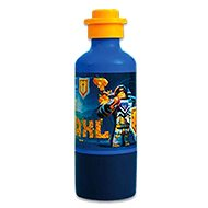 LEGO Nexo Knights Water Bottle - Blue - Drink bottle