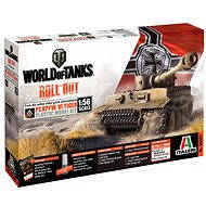 Italeri World of Tanks 56501 - Pz.Kpfw. VI Tiger - Plastic Model
