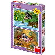 Dino Little Mole and his Friends - Pearl - Puzzle