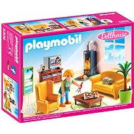 Playmobil 5308 Living Room with Fireplace - Building Kit
