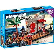 PLAYMOBIL® 6146 Pirate Fort SuperSet - Building Kit