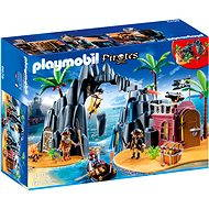 PLAYMOBIL 6679 Pirate Treasure Island - Building Kit